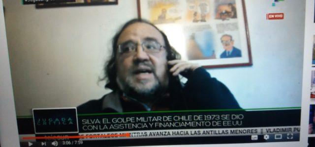 Esteban Silva analiza la participación de EEUU contra  Allende, las invasiones contra Panamá y Grenada (83) y la nueva amenaza de Trump de intervención contra Venezuela