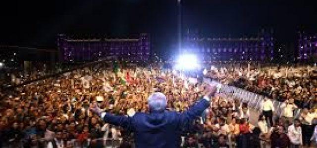 México – AMLO arrasa en unas elecciones históricas ¡Gobernar para el pueblo rompiendo con la lógica del capitalismo!