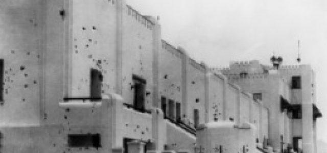 El Asalto al cuartel «Moncada» en Santiago de Cuba