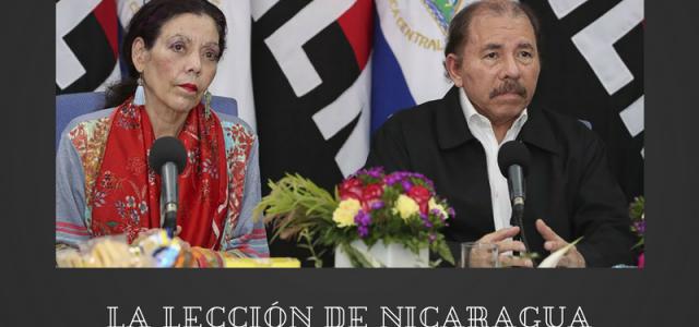 Debate:  La lección de Nicaragua – Por Manuel Cabieses Donoso