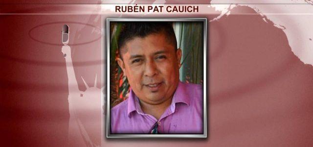 Rubén Pat se convierte en el séptimo periodista asesinado este año en México