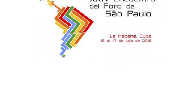 El MDP integrante del Frente Amplio informa sobre las resoluciones del Foro Sao Paulo