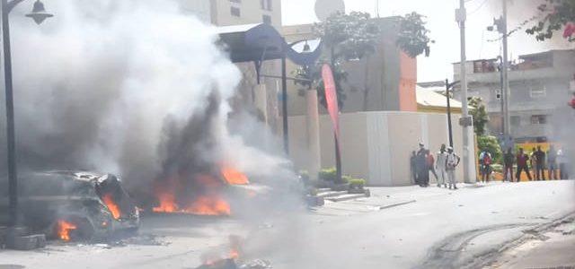 Haití – protestas obligan  a cancelar los aumentos de los combustibles