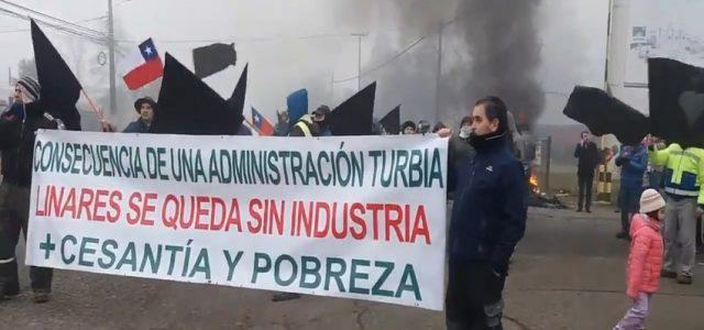 Chile – Finalmente Iansa comunica cierre de planta Linares, empresa fue tomada por los trabajadores