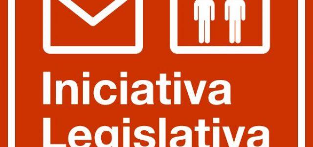 Los países en que existe iniciativa popular de ley