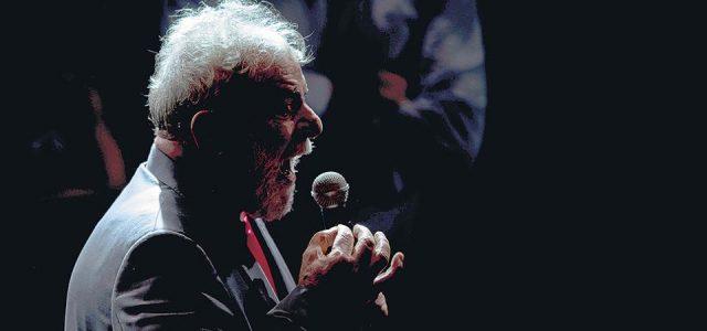 """Lula – """"Quieren hacerme callar"""""""