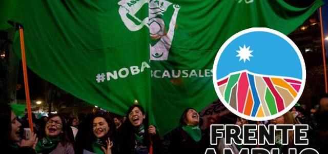 Chile – Frente Amplio en carta a Piñera, repudia ataque a mujeres apuñaladas en marcha por aborto libre