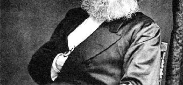Marx al ataque: el regreso del filósofo 200 años después