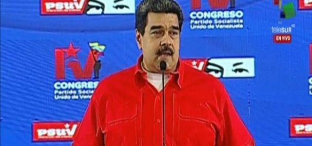 MDP-FA condena atentado contra el Presidente venezolano, Nicolás Maduro