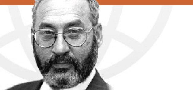 La cita de la semana  por Joseph Stiglitz Premio Nobel de Economía