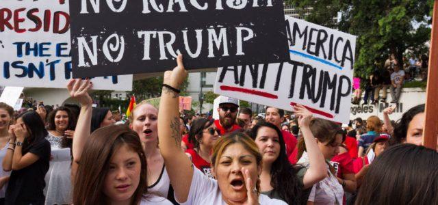 Estados Unidos –Separación de criaturas de sus padres demandando asilo