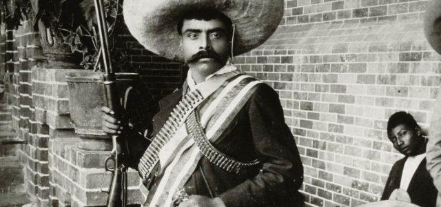 Emiliano Zapata, Revolucionario Mexicano. A 139 años de su nacimiento.