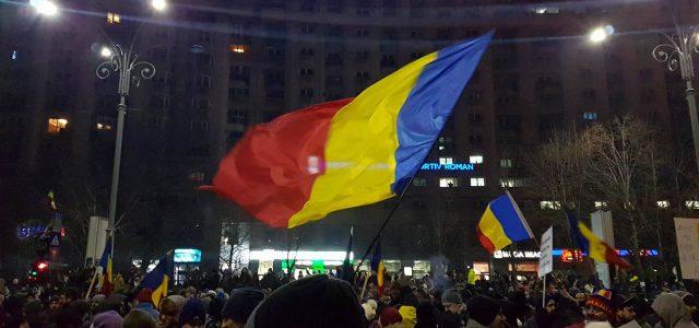 Rumania: Manifestaciones anti gubernamentales