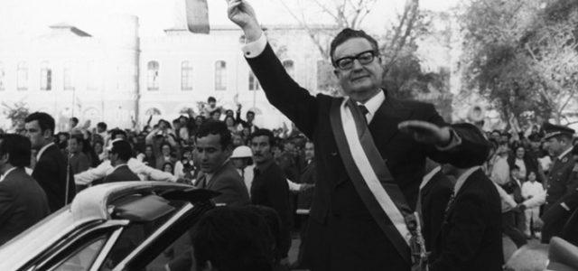 Chile – Salvador Allende :triunfo de la Unidad Popular