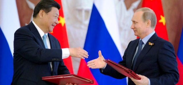 La alianza estratégica entre China y Rusia cambia el escenario mundial