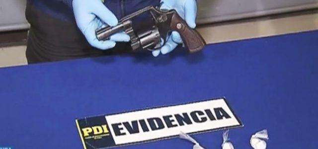 Chile – Renca: niña de 7 años sorprendida con cocaína en el colegio El Bosque