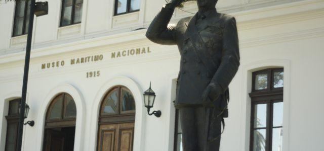 Chile – Cámara aprueba retirar estatua de José Toribio Merino en Valparaíso: La UDI se opuso