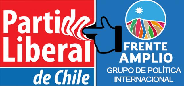 Chile – Carta al FA del Grupo de Política Internacional responde acusaciones del Partido Liberal