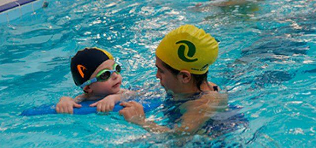 México – Conversando con una maestra de natación