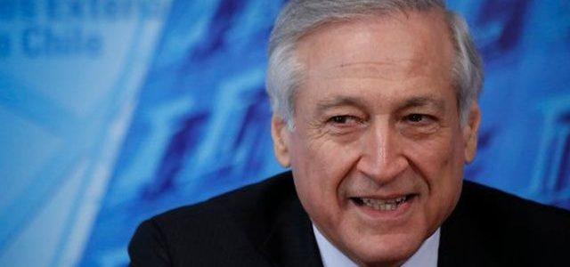La oposición de Heraldo Muñoz al reconocimiento de Bachelet a la República Saharaui