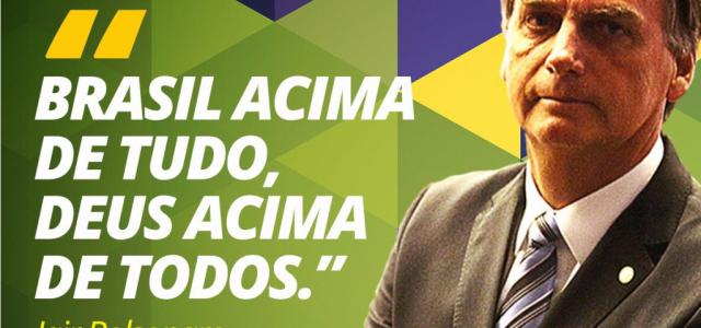 """Brasil –Bolsonaro no es el """"enemigo ideal"""" en la segunda vuelta"""