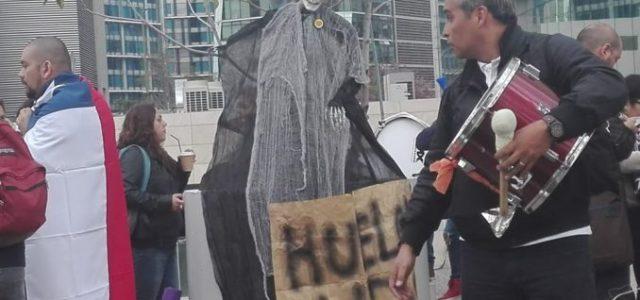 Chile – Trabajadores/as de HDI Seguros entran en su tercera semana de huelga