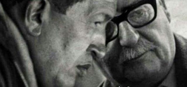 Allende precursor en el siglo XX del socialismo del siglo XXI que impulsó Chávez.  Habla Marta Harnecker