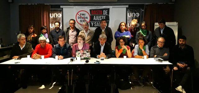 Organizaciones Argentinas y  de AL llaman a rechazar Cumbre del G20 que se realizará en Argentina el 30 de noviembre de 2018