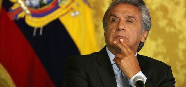 Ecuador –Moreno, un neoliberal más