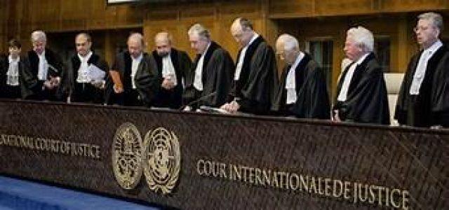 Primero octubre la Haya fija fecha para fallo sobre demanda marítima de Bolivia contra Chile