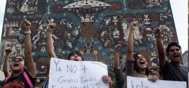MÉXICO – REBELIÓN ESTUDIANTIL CONTRA LA REPRESIÓN Y EL AUTORITARISMO