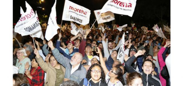 Tras el triunfo de AMLO en México o con la clase trabajadora o con los capitalistas