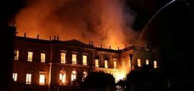 Brasil/Río de Janeiro –Memoria quemada