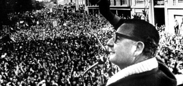 Triunfo de Salvador Allende un 4 de septiembre de 1970: La vía chilena al socialismo.