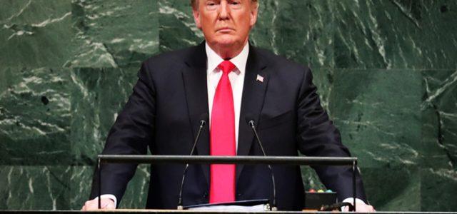 Las risas contra Trump en la ONU: inicio de la disolución del poder, el terror pasa a ser ridículo