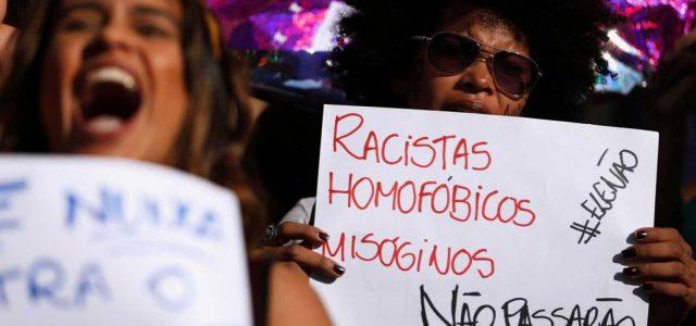 Brasil – #¡Él no! ¡Nuestras vidas importan! ¡Derrotar a Bolsonaro y reconstruir la izquierda socialista!