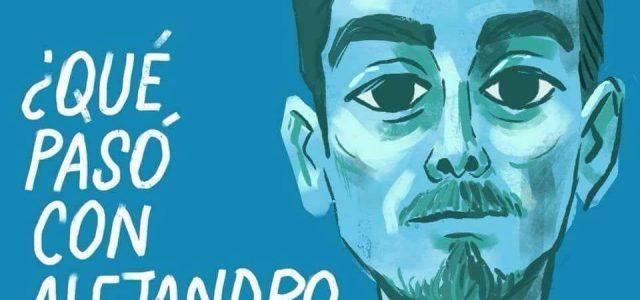 Chile: ¿Que pasó con Alejandro Castro? – Nos están suicidando!