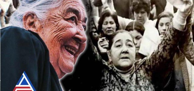 Chile – Despedida de Ana González: la luchadora que no consiguió ni verdad ni justicia