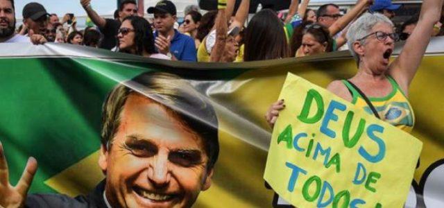 Terremoto político en Brasil: Bolsonaro se alza con la victoria