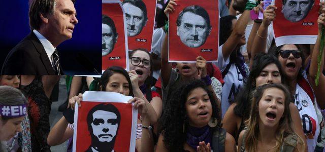 Brasil: ¡La resistencia comienza ahora!