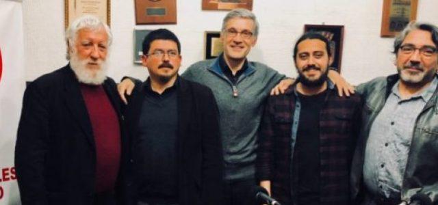 Chile – TRIUNFO DEL NO, AULA SEGURA Y LA MUERTE DE ALEJANDRO CASTRO (PORTEÑO EN PORTALES Nº6)