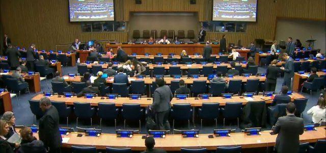 La descolonización del Sáhara Occidental y el tour de los operadores de Marruecos en la ONU contra la independencia saharaui.