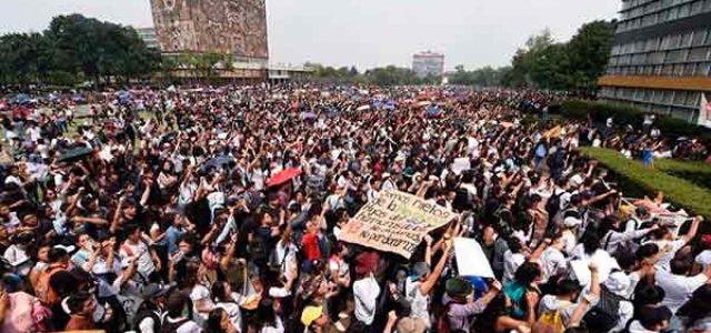 A 50 años de 1968, los estudiantes mexicanos en lucha de nuevo