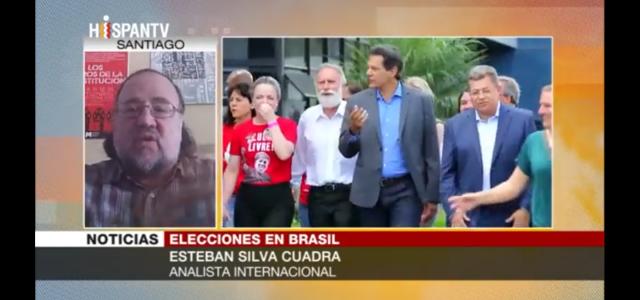 Elecciones presidenciales en Brasil. Análisis sobre lo que se juega en la Primera vuelta.