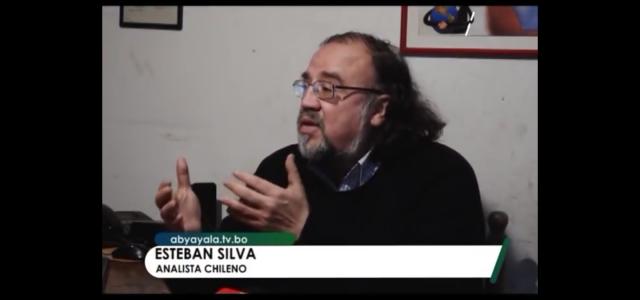 Programa en la TV Boliviana Abyayala: De Sur a Sur. Más Allá de la Haya. La otra mirada de Chilenos y Bolivianos en clave de integración.