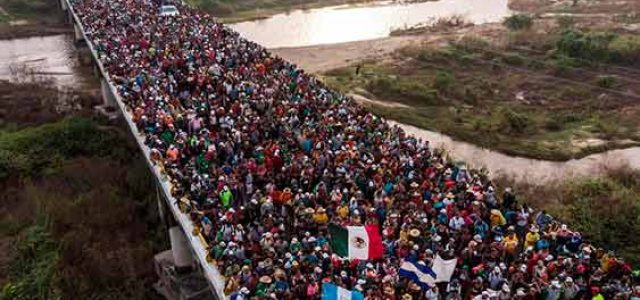 Centroamérica – La caravana migrante contra la miseria y la explotación