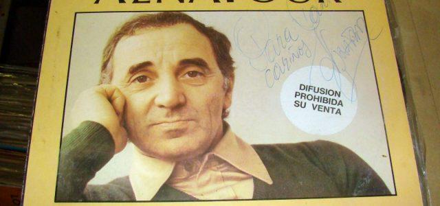 Charles Aznavour: Solidario y Resistente Antifascista