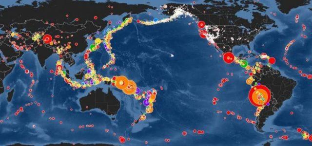 Terremotos, tsunamis y volcanes: los riesgos de vivir en el Cinturón de Fuego del Pacífico