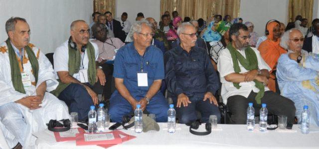 África: Histórica 1era Conferencia de Movs, partidos y fuerzas de Liberación Africanas se reúnen en la República Saharaui.
