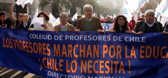 Chile – ¿Porqué paran los Profesores?
